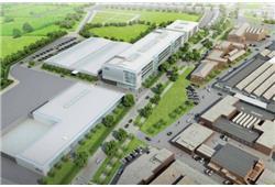Bentley Expansion Plan Motors Ahead
